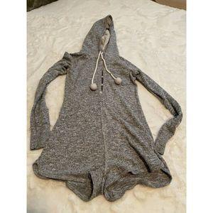 Abercrombie & Fitch Sleepwear sleeper Romper Sz XS